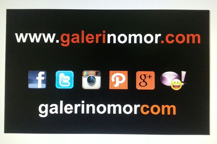 galeri nomor Advertising